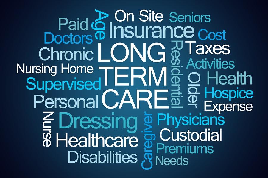 Long Term Care scorecard graphic