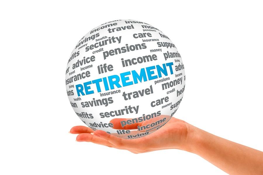 retirement planning graphic