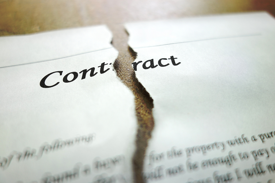 CCRC buyers remorse torn contract