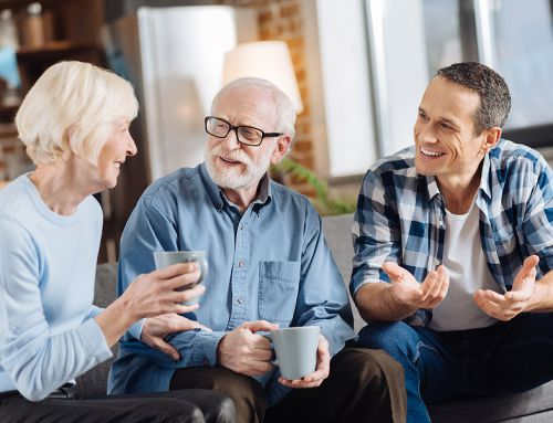 How to Constructively Talk with Parents About Senior Housing Options