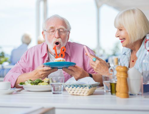 A Positive Aging Mindset May Slow or Even Reverse the Aging Process