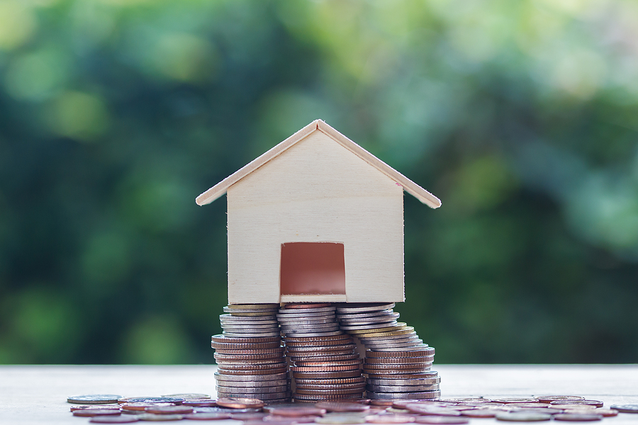 home equity concept; home equity medicaid qualification