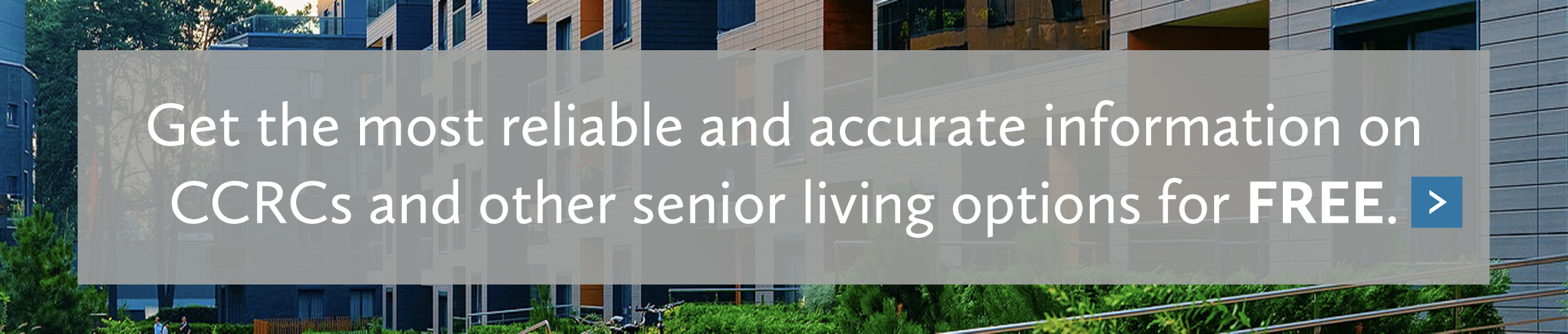 information about continuing care retirement communities